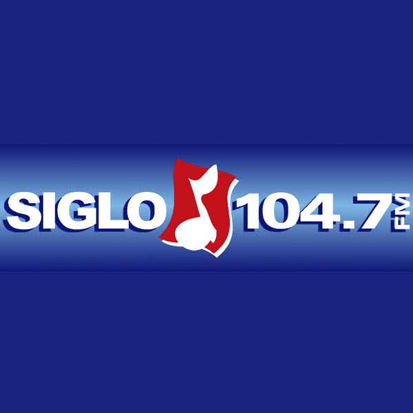 Logotipo de Siglo 104.7 En Vivo