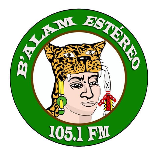 Logotipo de Balam Estereo