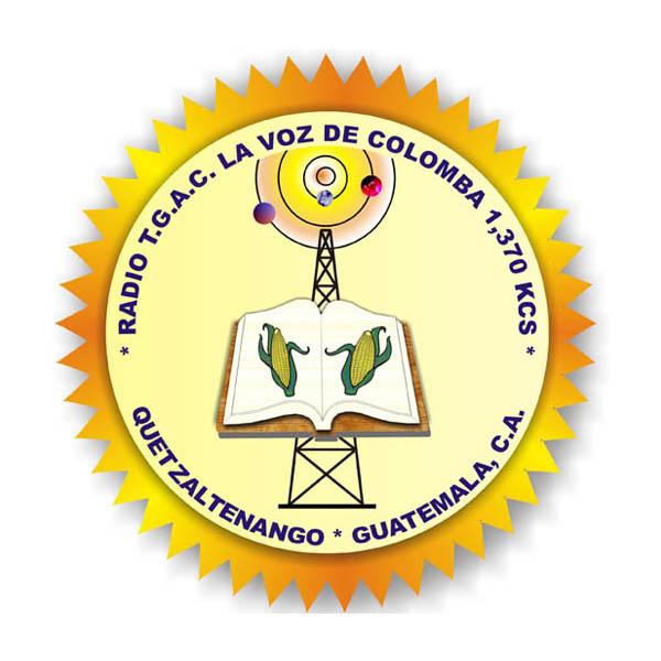 Logotipo de La voz de Colomba