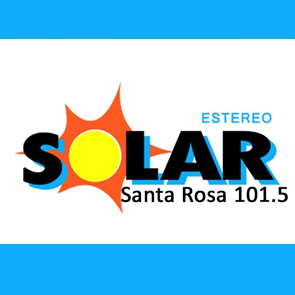 Logotipo de Estereo Solar 101.5 FM