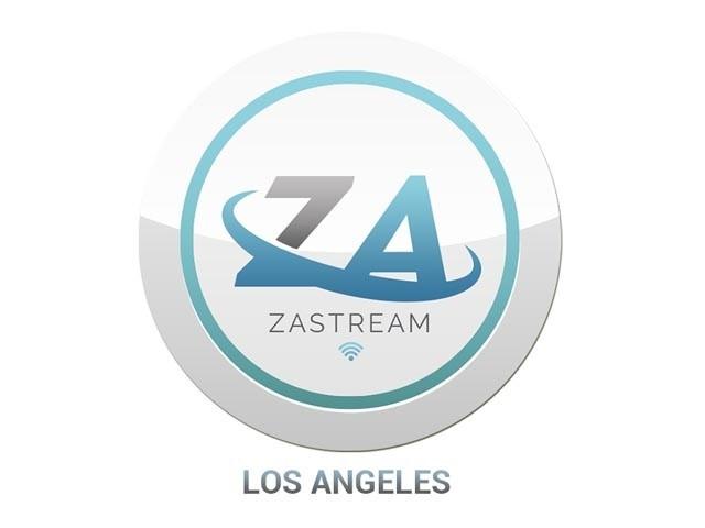 Logotipo de Zastream
