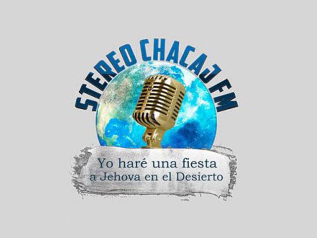 Logotipo de Stereo Chacaj FM