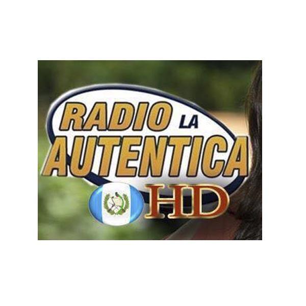 Logotipo de La Autentica 89.3 FM