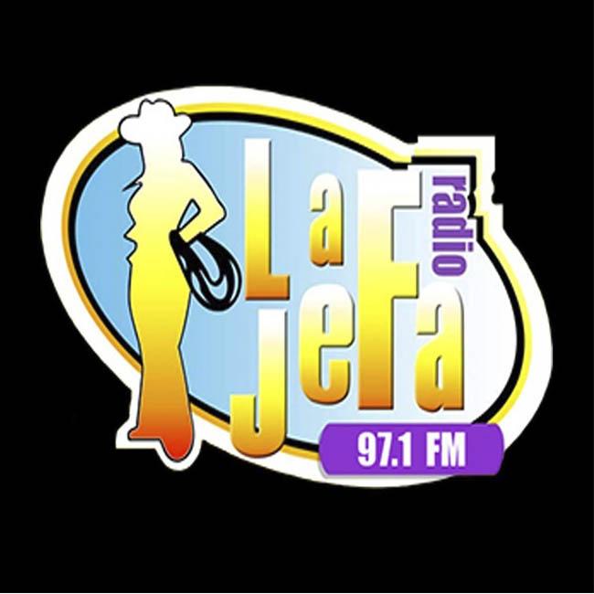 Logotipo de La Jefa Xela 97.1 FM