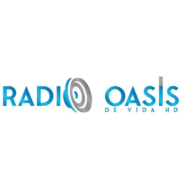 Logotipo de Radio Oasis de Vida HD