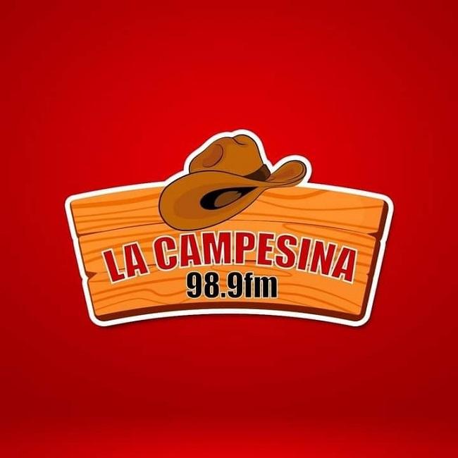 Logotipo de La Campesina 98.9 FM