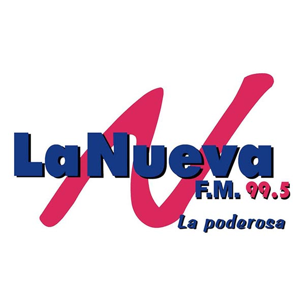 Logotipo de La nueva 99.5