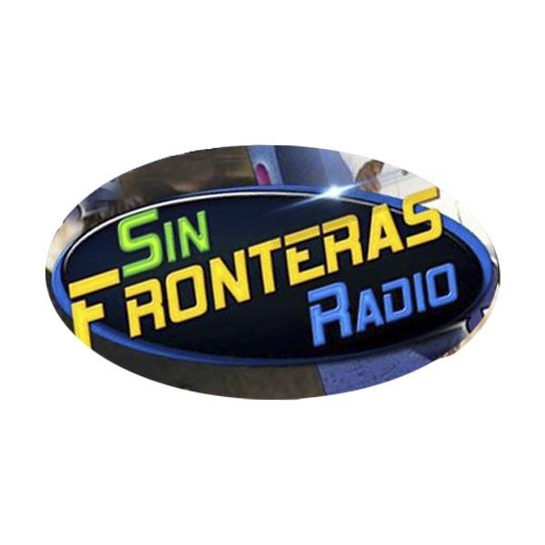 Logotipo de Sin Fronteras Radio