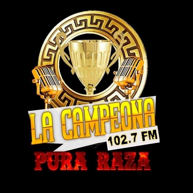 Logotipo de La Campeona 101.1 FM