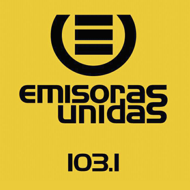 Logotipo de Emisoras Unidas Costa Sur 103.1