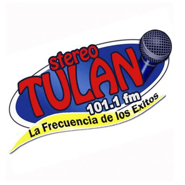 Logotipo de Stereo Tulan 101.1 FM