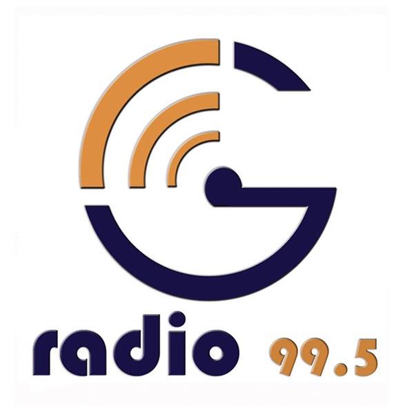 Logotipo de Genesis Radio 99.5 FM