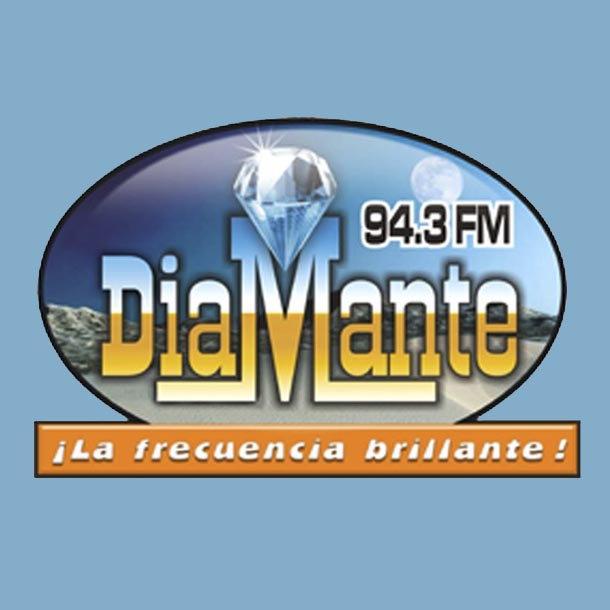Logotipo de Diamante 94.3 FM