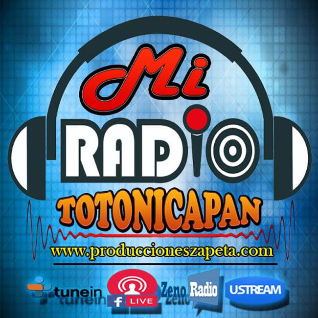 Logotipo de Mi radio de Totonicapan