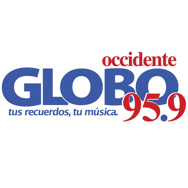 Logotipo de FM Globo Occidente