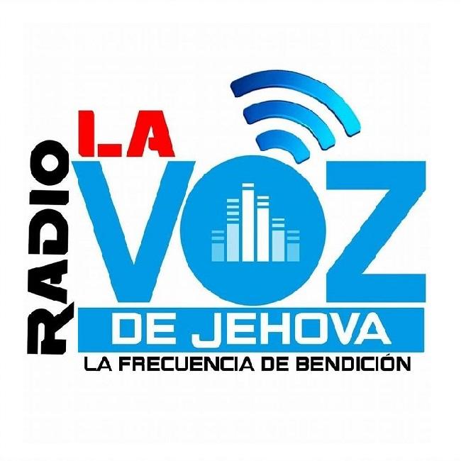 Logotipo de La voz de Jehova 107.7