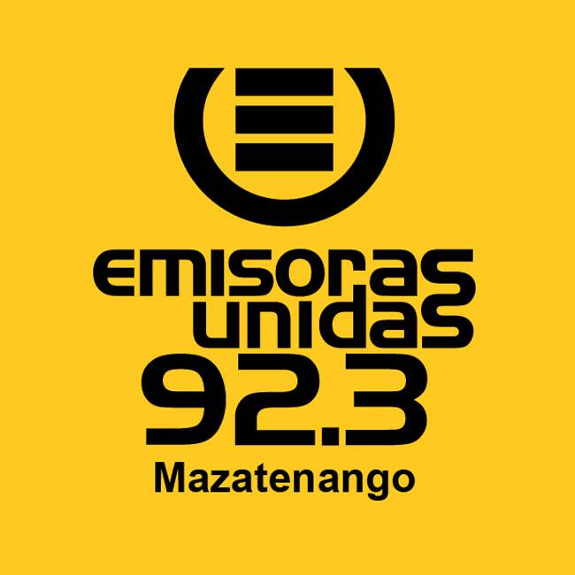 Logotipo de Emisoras Unidas Mazatenango