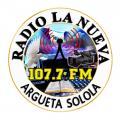 Escuchar en vivo Radio Radio La Nueva 107.7 Fm de
