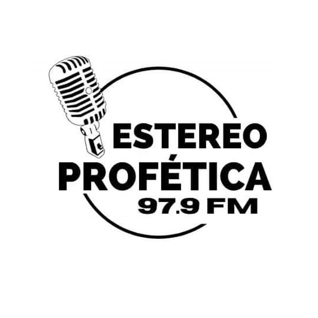 Logotipo de Estéreo Profética 97.9