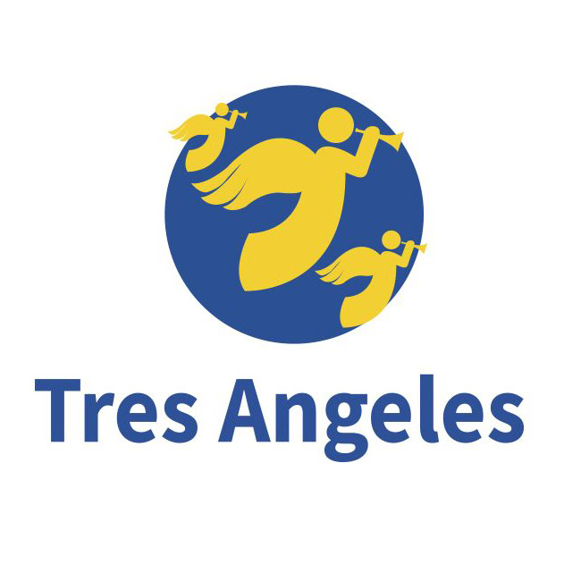 Logotipo de La Voz de los tres Angeles