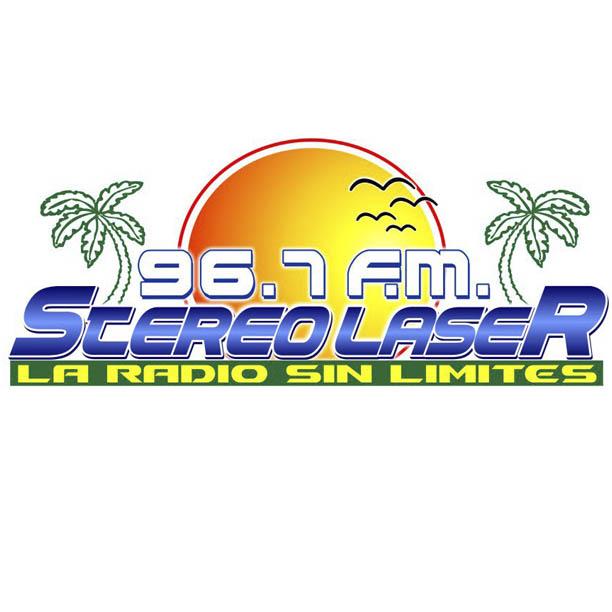 Logotipo de Stereo Laser