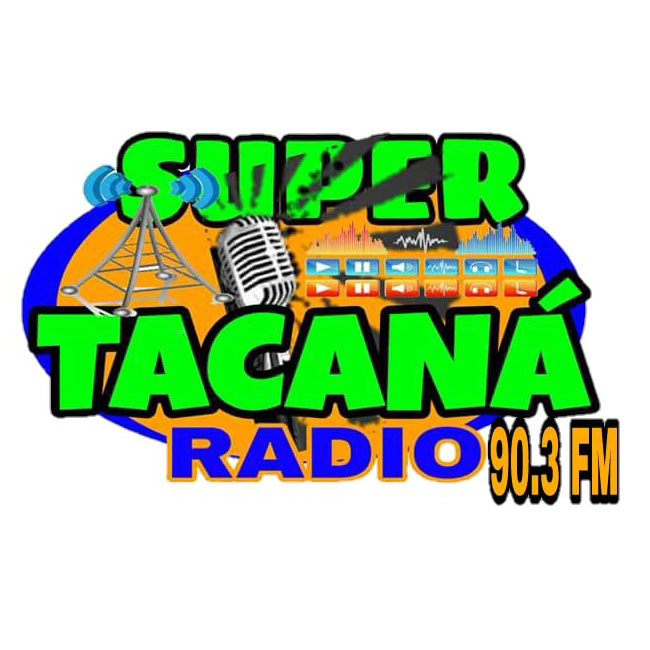 Logotipo de Super Tacana Radio 90.3 FM