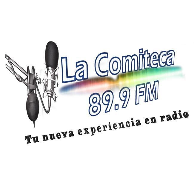 Logotipo de La Comiteca 89.9 FM