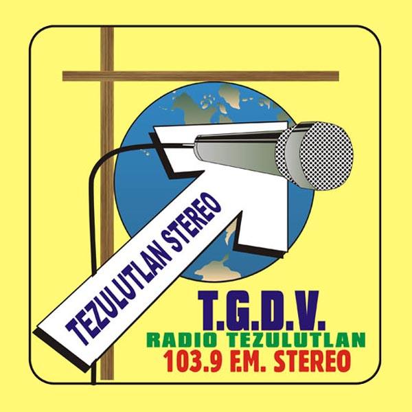 Logotipo de Tezulutlan Stereo 103.9
