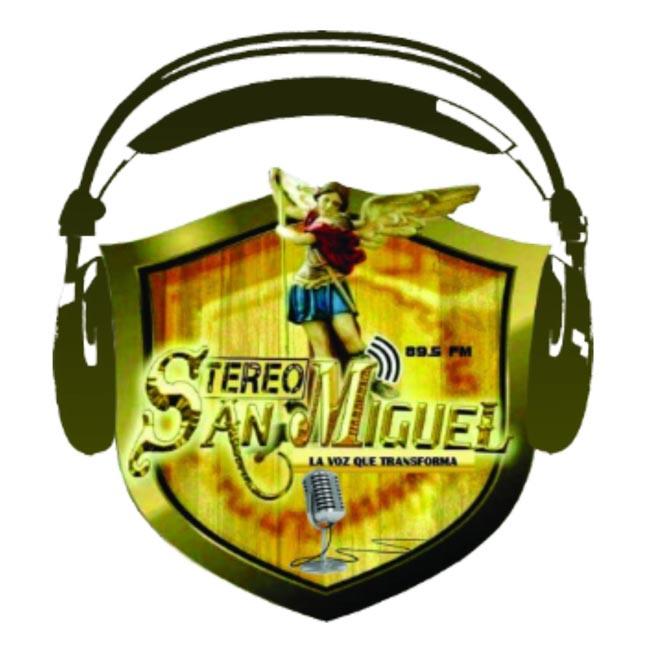 Logotipo de Estereo San Miguel