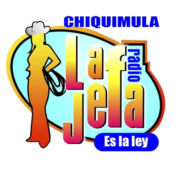 Logotipo de La Jefa Chiquimula 107.1