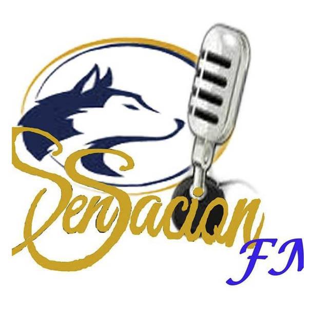 Logotipo de Sensación FM Tacaná