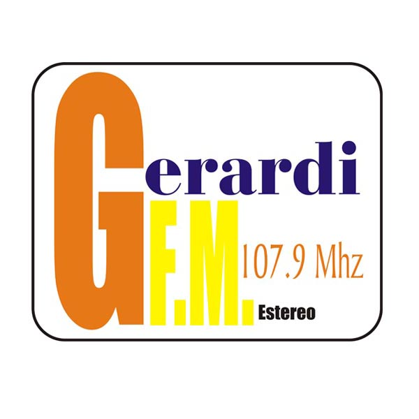 Logotipo de Stereo Gerardi En Línea