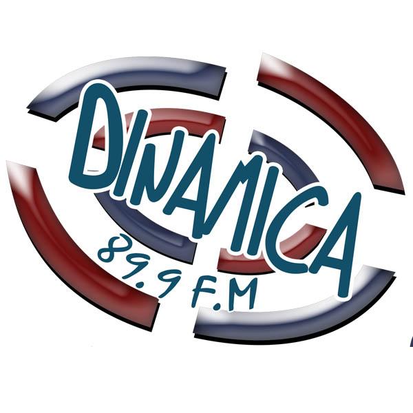 Logotipo de Dinamica FM 89.9