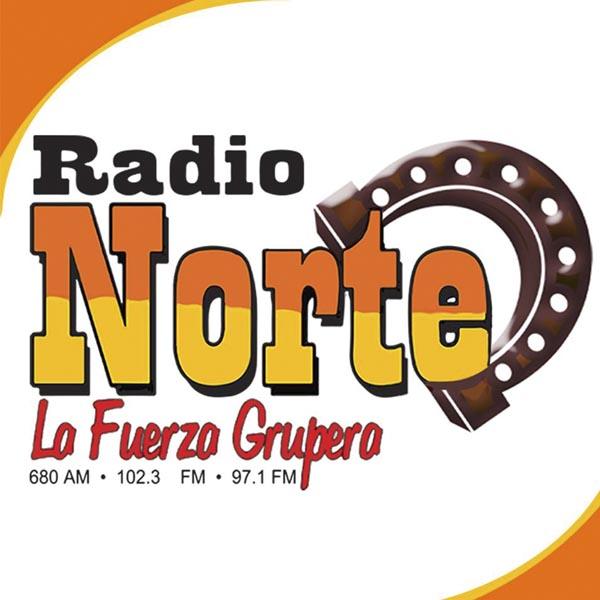 Logotipo de Norte 102.3 FM