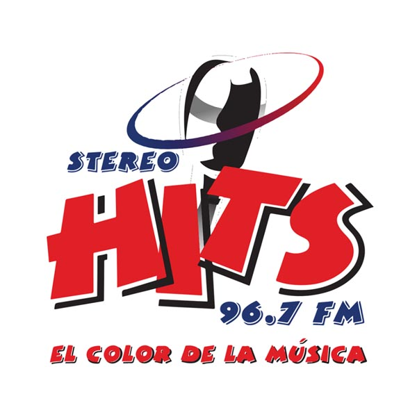 Logotipo de Stereo Hits 96.7