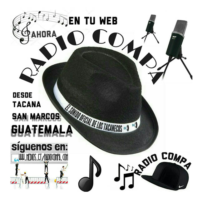 Logotipo de Radio Compa