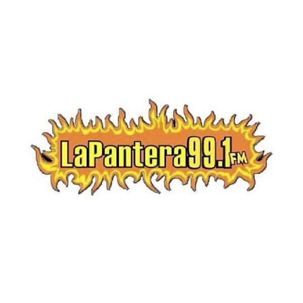 Logotipo de La Pantera 99.1