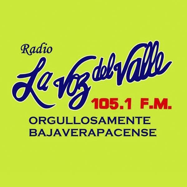 Logotipo de La Voz del Valle 105.1