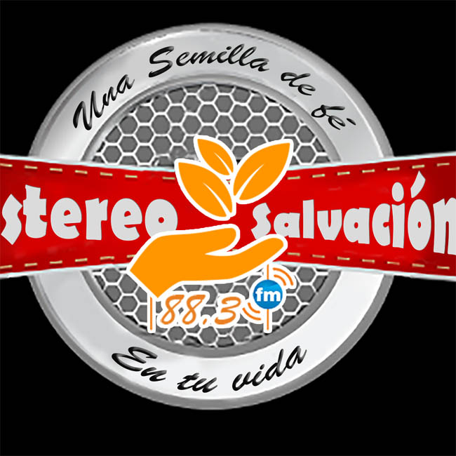 Logotipo de Estereo Salvación 88.3