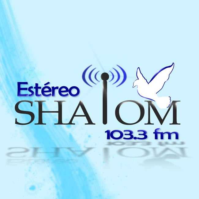 Logotipo de Estereo Shalom