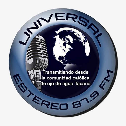 Logotipo de Universal Ojo de Agua