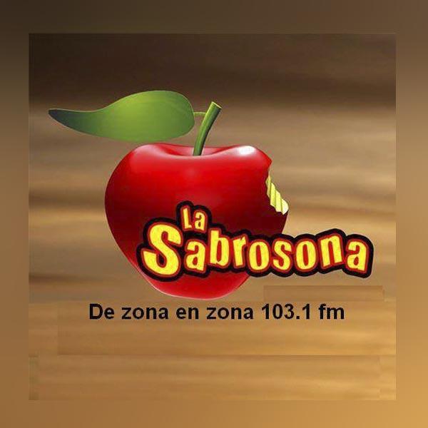 Logotipo de La Sabrosona 103.1