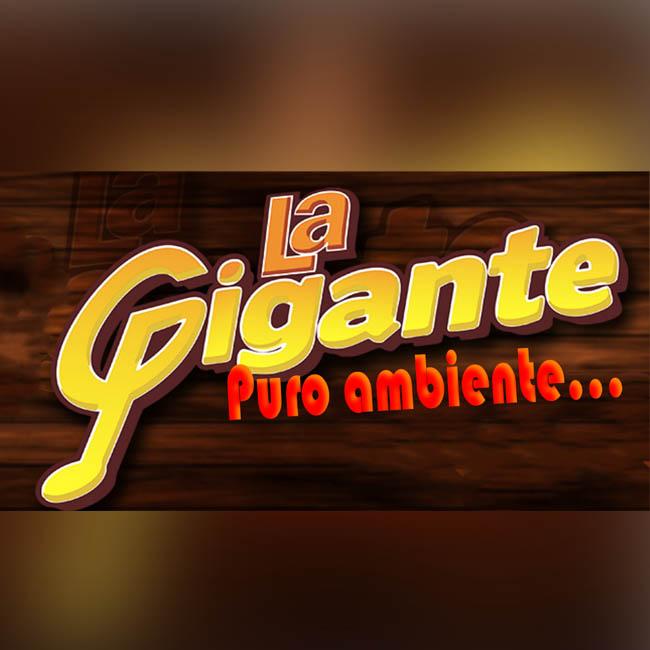 Logotipo de La Gigante de la Frontera