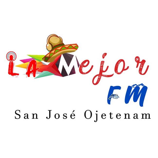 Logotipo de La Mejor FM San José