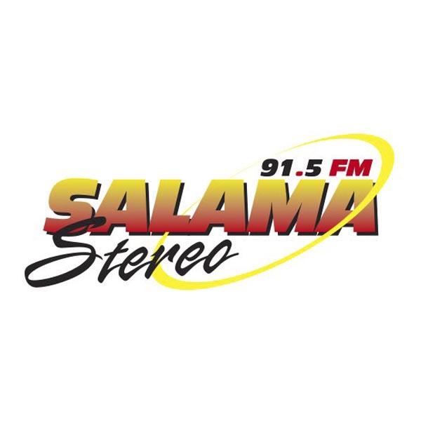 Logotipo de Salama Stereo 91.5