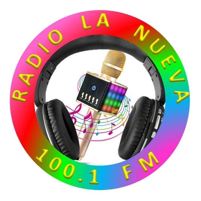 Logotipo de Radio la Nueva 100.1 FM