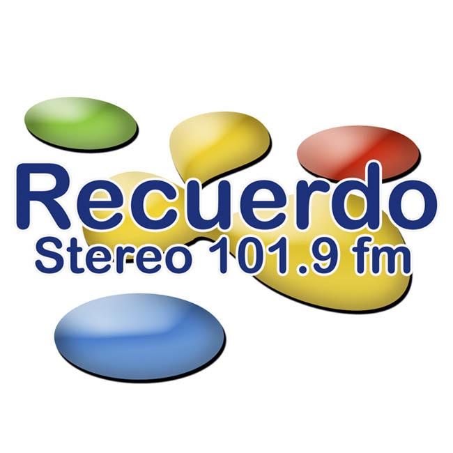 Logotipo de Recuerdo Stereo 101.9