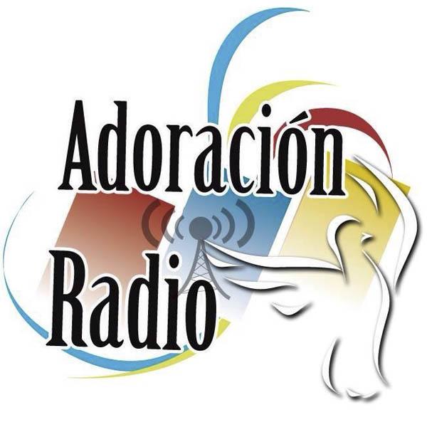 Logotipo de Adoracion Radio