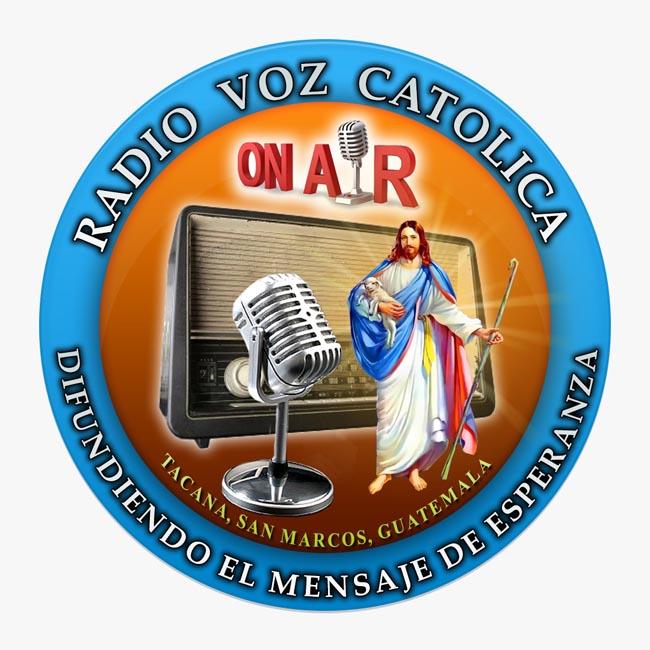 Logotipo de La Voz Catolica Tacaná