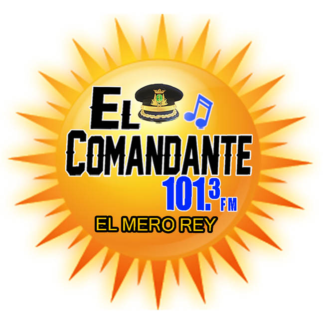 Logotipo de El Comandante 101.3